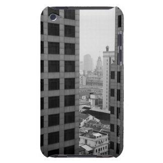 Cityscape of Shanghai, China iPod Touch Cover