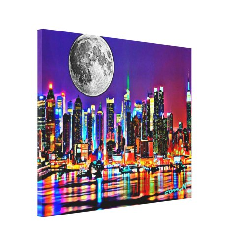 Mooning Over New Missoni: Enlightming, Beautiful And Echanting Moon Wall Art