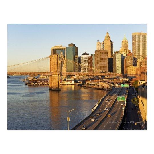 Cityscape Postcard