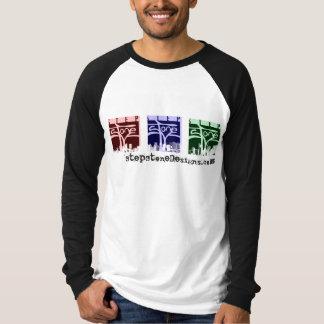 CityScape RBG 3 T-Shirt - Customized