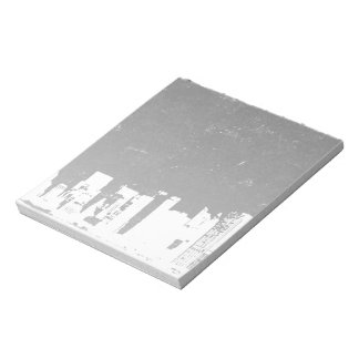 Cityscape Square Notepad