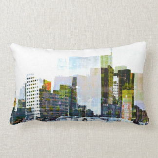 CityScaped of san francisco Pillows