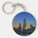Cityscapes Key Chain
