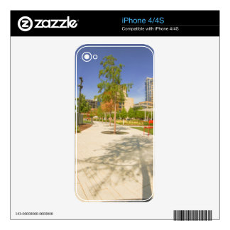 Cityscapes iPhone 4S Decals