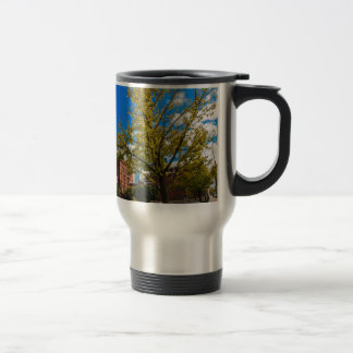 Cityscapes Travel Mug