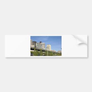 CitySkylinea051709 Bumper Stickers