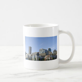 CitySkylineb051709 Coffee Mug
