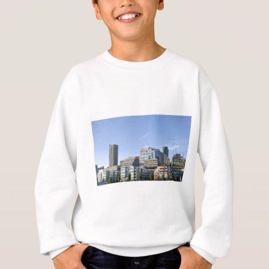 CitySkylineb051709 Sweatshirt