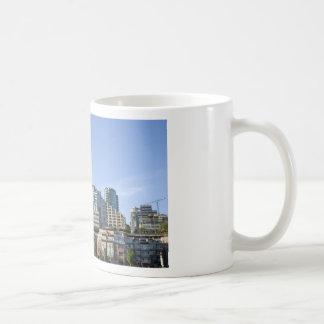 CitySkylineb051709 Taza De Café