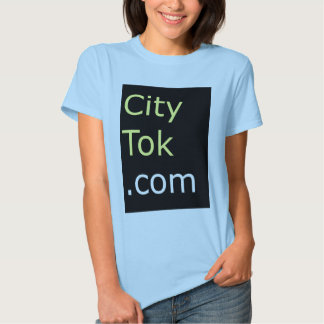 CityTok.com Polera