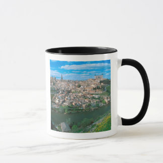 Ciudad antigua de Toledo, España