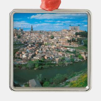 Ciudad antigua de Toledo España Adorno De Reyes