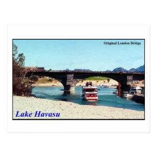 Ciudad AZ de Lake Havasu Postales