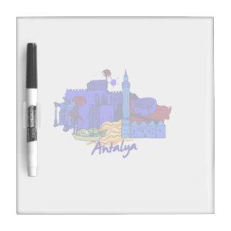 ciudad azul image.png de Antalya Pizarras