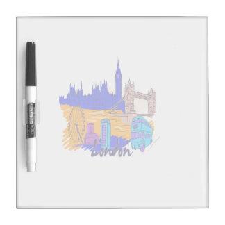 ciudad azul image.png de Londres Pizarras