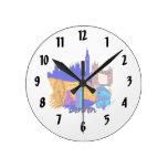 ciudad azul image.png de Londres Reloj