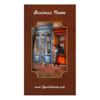 Ciudad - Baltimore, MD - esperando por la tienda Tarjetas De Visita