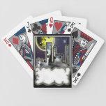 ciudad barajas de cartas