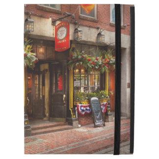 Ciudad - Boston mA - la taberna del dragón verde