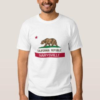 Ciudad California de Marysville Remera