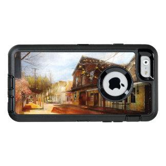 Ciudad - California - la ciudad de Downieville Funda OtterBox Defender Para iPhone 6