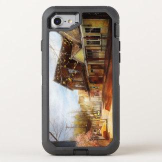 Ciudad - California - la ciudad de Downieville Funda OtterBox Defender Para iPhone 7