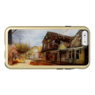 Ciudad - California - la ciudad de Downieville Funda Para iPhone 6 Plus Incipio Feather Shine