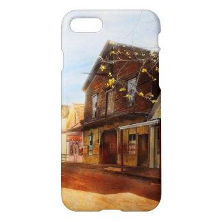 Ciudad - California - la ciudad de Downieville Funda Para iPhone 7