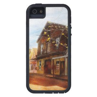 Ciudad - California - la ciudad de Downieville Funda Para iPhone SE/5/5s