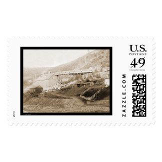 Ciudad central SD 1888 del molino de sello del oro