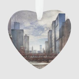 Ciudad - Chicago, IL - mirando hacia el futuro