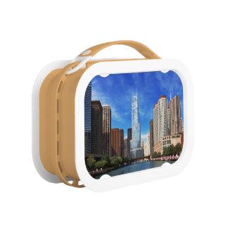 Ciudad - Chicago IL - torre del triunfo
