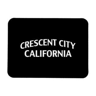 Ciudad creciente California Imán De Vinilo