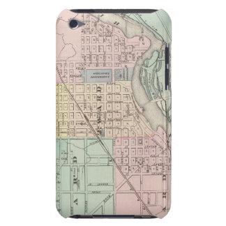 Ciudad de Appleton, asiento de condado de Outagami iPod Case-Mate Coberturas