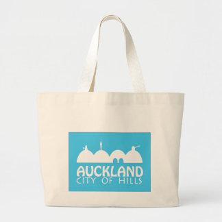 Ciudad de Auckland: Ciudad de colinas Bolsa Tela Grande