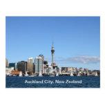 Ciudad de Auckland, Nueva Zelanda por día Postales