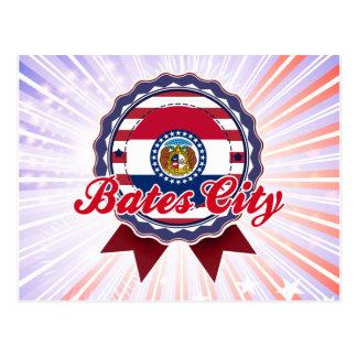 Ciudad de Bates MES Tarjetas Postales