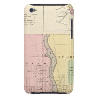 Ciudad de Beloit, roca Co y de Shullsburg iPod Touch Funda