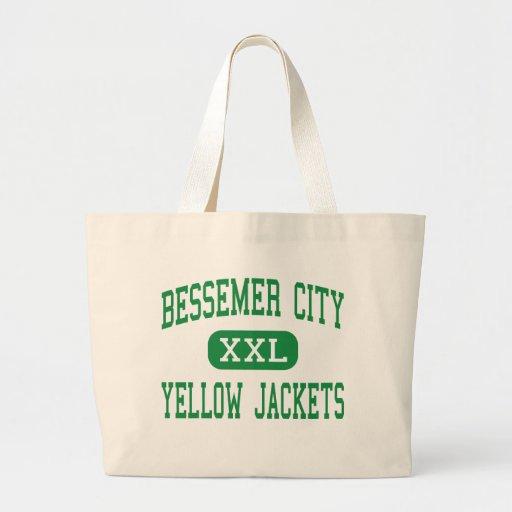 Ciudad de Bessemer - chaquetas amarillas - ciudad  Bolsas