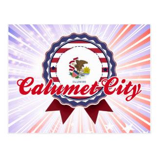 Ciudad de Calumet, IL Postal