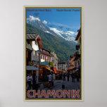 Ciudad de Chamonix Posters
