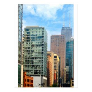 Ciudad de Chicago Postal