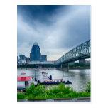 Ciudad de Cincinnati en Ohio Tarjetas Postales