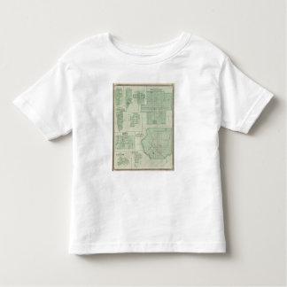Ciudad de Columbus, Bartholomew Co con Greensburg Camisas