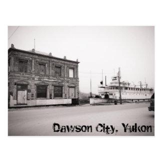 Ciudad de Dawson, el Yukón Postal