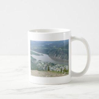 Ciudad de Dawson, el Yukón Taza Clásica
