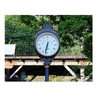Ciudad de Ellicott, reloj de Maryland Postales