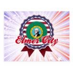 Ciudad de Elmer, WA Postal