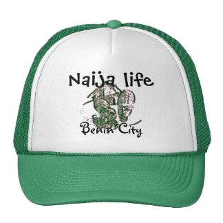 Ciudad de encargo de Africankoko Benin, Nigeria Gorras