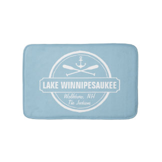 Ciudad de encargo de Winnipesaukee NH del lago,
